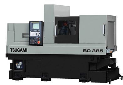 Tamshell CNC Machine Located in Temperature Controlled Facility in California